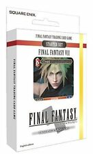 Square Enix SQUFFSSF07 Final Fantasy Trading Card Game (set of 7). Incl