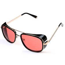 Iron Man Sunglasses Colored Lens Robert Downey TONY STARK Personalized Glasses