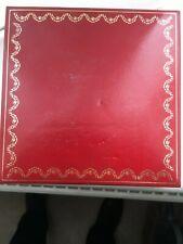 must de Cartier red box