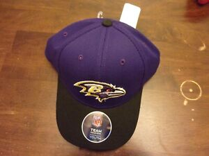 Baltimore Ravens NEW YOUTH cap hat NFL Team Apparel snap back