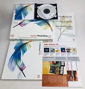 Adobe PhotoShop CS2 for Windows 2 CD Set 2005 Training Video and Book (CIB)