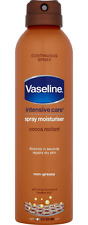 Vaseline Intensive Care Spray Moisturiser Cocoa Radiant 190ml