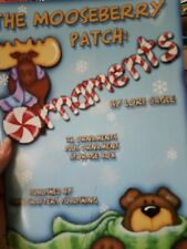 Decorative Tole Painting Pattern Book The Mooseberry Patch : Ornamemts