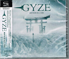 GYZE / Northern Hell Song CD japan melodic Death Metal 2017 NEW