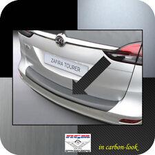 Exklusiv RGM Ladekantenschutz Carbon-Look für Opel Zafira Tourer C Kombi 10.11-
