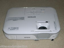Epson EB-X11 XGA LCD Projector Data/Video/HD-Ready HDTV Powerlite USB Inputs
