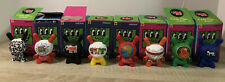 Kidrobot Keith Haring 3 inch Dunny Lot of 8 Mini Figures New Opened Blind Boxes
