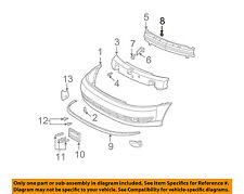 GM OEM Headlight Head Light Lamp-Retainer Nut 90506890