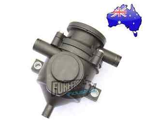 Small Pro oil catch can tank crankcase vent breather 4X4 4WD diesel Navara hilux