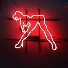 Live Nudes Sexy GIRL Exotic Dancer Stripper Beer Bar Pub Club Neon Sign Light