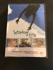 Waking Life (Dvd, 2002) New, Factory Sealed