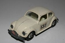 MATCHBOX LESNEY #15D VOLKSWAGEN VW BEETLE BUG 1500 SALOON, ORIGINAL