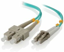 2.0Mtr LC - SC OM3 Multimode Duplex Fibre Patch Cord