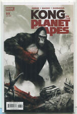 Kong Of The Planet Of The Apes #6 of 6 Nm Boom Studios Cbx11