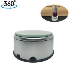 Display Turner for Epoxy Glitter Tumblers, 360 Degree Rotating Display Stand