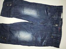 7/ 8 Jeans Capri v. Emoi Gr. 104 Top tolle Waschung coole Short