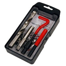 15 Piece Thread Repair Set M14 x 1.5mm x 12.4mm Master Helicoil Type Tool Kit