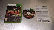 Necesidad de velocidad: la carrera (Microsoft Xbox 360)
