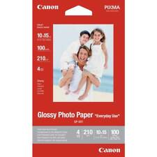 Canon Glossy 4x6-inch Photo Paper - 100 Sheets