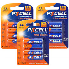 12pc x AA LR6 Battery - Pack of 3 including 12pcs Super Power Alkaline