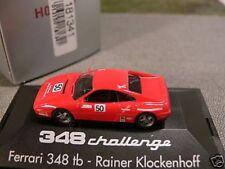 1/87 Herpa Ferrari 348 tb challenge PC Box 181341