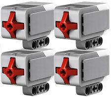 4 Lego EV3 TOUCH Sensors   (mindstorms,robot,power,technic,nasa,education)
