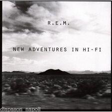 R.E.M.: New Adventures in Hi-Fi - CD