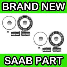 Saab 9000 (90-98) Front Brake Caliper Repair / Rebuild Kits (Both Sides)