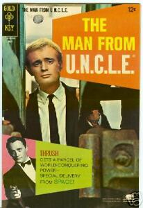 Man From Uncle #18 May 1968 Photo cover