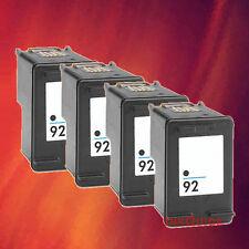 4 C9362WN 92 BLACK INK FOR HP 5420 C3170 C3180 C3188
