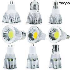 MR16 GU10 E27 E14 GU5.3 B22 Dimmable LED Spot Light Bulb 6W 9W 12W Lamp Bright