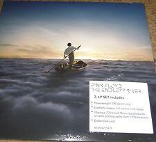 Pink Floyd - The Endless River (180g + MP3 Download) 2Lp. Neu