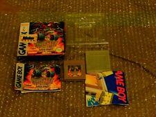 Nintendo Gameboy Boxed Game - Monster Truck Wars
