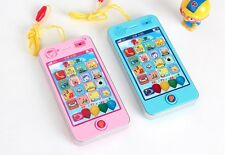 PORORO Smart Phone Toy  KOREA TV Animation Character Choose Blue or Pink