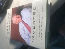 INVESTED BY CHARLES SCHWAB - HARDCOVER