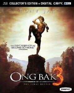 Ong Bak 3 Blu Ray Disc Collectors Edition