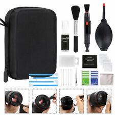 47Pcs Camera Lens Cleaning Kit For DSLR Sony Nikon Canon Panasonic Universal NEW