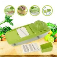 12 in 1 Mandolin Slicer Kitchen Food Fruit Vegetable Cutter Chopper Blades Tools