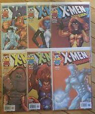 MARVEL COMICS X-MEN FOREVER #1 2 3 4 5 6 COMPLETE MINI SERIES SET