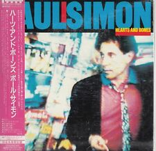Paul simon-Hearts and Bones (LTD. papersleeve Japon) CD NEUF