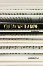 You Can Write A Novel