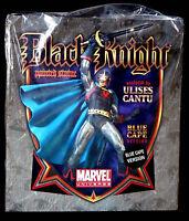 Black Knight Statue Blue Cape Bowen Designs New 2008 Avengers Marvel Comics