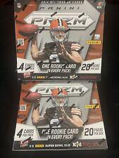 2014 Panini Prizm Football Hobby Box. Best