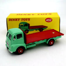 Atlas Dinky toys 432 GUY Warrior Flat Truck Diecast Models Car Collection