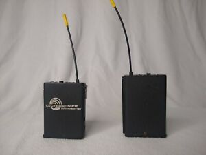Lectrosonics UCR100 with LM transmitter Block 24
