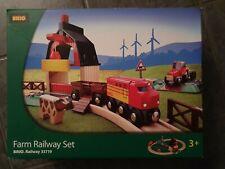 Brio 33719 Farm Railway Set aus Sammlung OVP TOP