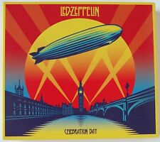 LED ZEPPELIN CELEBRATION DAY / 2 CD + 2 DVD SET / FOLD-OUT DIGI-PAK WITH BKLT