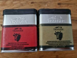 Traeger Prime Rib Rub And Blackened Saskatchewan Rub