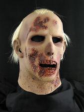Walking Dead RV Walker Mask Halloween Horror Haunt Latex Mask Prop, NEW