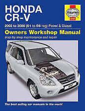 Honda Workshop Manuals 2006 Car Service & Repair Manuals